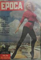 EPOCA N.302 1956 HELENE REMY GRACE KELLY