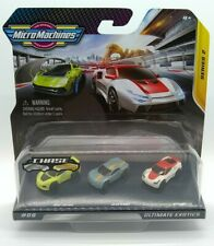 🔥SERIES 2! MICRO MACHINES 2020🔥 ULTIMATE EXOTICS 3 Pack Race Cars NEW! S2 #08