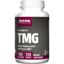 Tmg , Trimetilglicina, 500mg x 120 Compresse - Jarrow Formulas