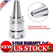 BT30 ER32 Collet Chuck Tool Holder CNC Machine Equipment 2.76