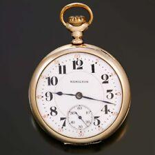 New listing Hamilton 978 Pocket Watch Ca1921 | 16 Size Case, 17 Jewel Movement