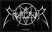EMPEROR - Patch Aufnäher - Logo 10x5cm