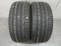 2x Sommerreifen Pirelli Pzero AO 255/35 R20 97Y / 6,0 mm / DOT xx14