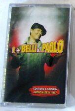 PAOLO BELLI - I + BELLI DI... PAOLO - Musicassetta Sigillata