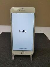 Apple iPhone 6 Plus A1522 128GB Verizon Silver Good Condition Factory Reset