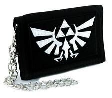 Wingcrest Hyrule Legend of Zelda Triforce Tri-fold Wallet Alternative Clothing