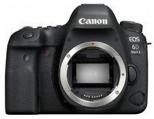Canon EOS 6D Mark II 26.2MP DSLR Kamera (Nur Gehäuse) - Schwarz