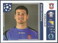 PANINI UEFA CHAMPIONS LEAGUE 2011-12- #193-OTELUL GALATI-BRANKO GRAHOVAC
