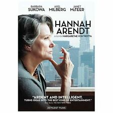reduced! Hannah Arendt (DVD 2013) the right one for English-speaking audiences