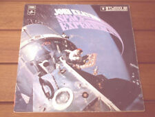 FRANCIS MONKMAN JOHN KEATING SPACE EXPERIENCE UK QUAD LP EMS SYNTHI FUNK LISTEN