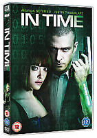 In Time [DVD], DVDs