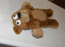 SCREAMING FLYING BEAR SLING SHOT DOG TOY SLINGSHOT