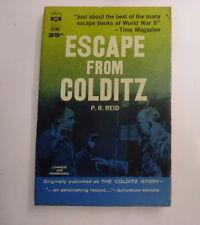 Escape from Colditz, P R Reid, PB, 35 Cent