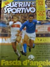 Guerin Sportivo 10 1984 Turchia Italia 1-2 Genoa e Samp
