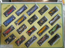 Classic Cars Die cast FastWheels lot of 20