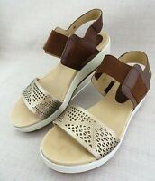 PIKOLINOS Alcudia Open Toe Slingback Leather Sandal 40 Women's US 9.5 - 10