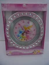 Disney Kinder Mädchen Uhr Wanduhr Kinderuhr Kinderwanduhr Princess Sonderangebot
