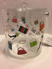 Lolita Acrylic Ice Bucket - Shopaholic Too Qib-8295