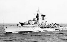 ROYAL NAVY WEAPON CLASS DESTROYER HMS BROADSWORD