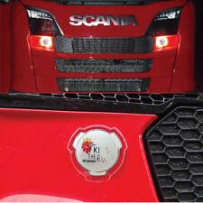 Scania New Generation King Of The Road Illuminated Emblem