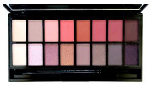 MAKEUP REVOLUTION Eyeshadow Palette NEW-TRALS vs NEUTRALS Nude Matte Shimmer NEW