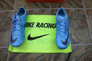 Nike Superfly Elite Racing Track Shoes Spikes Blue/Crimson/Black 835996-446