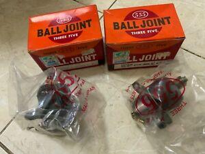 Datsun 1000 B10 KB10 VB10 Upper Ball Joints (NOS)