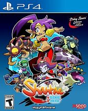 Shantae: Half-Genie Hero - Risky Beats Edition w/ Soundtrack CD [PlayStation 4]