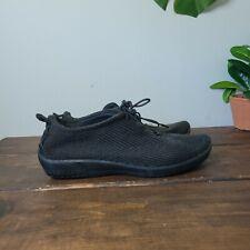Arcopedico Synthetic Vegan Knit Shoes Black EU Sz 38 US 7-7.5