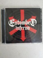 ENTOMBED - INFERNO - CD album music for nations threeman 2003