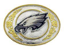 Philadelphia Eagles Super Bowl 2018 Champions Belt Buckle Officially Licensed