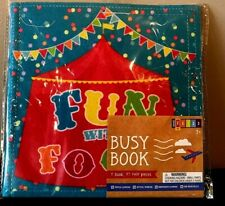 Felt Busy Book ~Fun With Food~ Horizon Group USA  765940939024