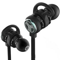TREBLAB J1 Wireless Headphones Noise Cancelling Bluetooth Earbuds Waterproof