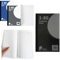 1-80 Duplicate Note Book Carbon Copy Order Detail Sheet Shop Office Pad Numbered