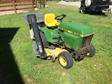 Jd 317 Mower With Blower Bager System
