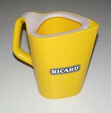 Grande Carafe Ricard en Plastique Robert Stadler 2007