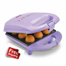 Mini Cake Maker Non Stick Baking Plates Cakes Pop Machine Home Appliances New