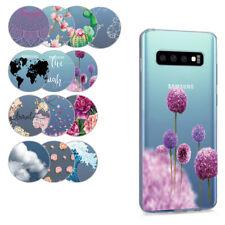 Coque en silicone pour Samsung Galaxy S10
