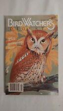 Vintage Bird Watcher's Digest Magazine 1993 Audubon Wildlife NARBA