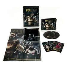 VOLBEAT - SEAL THE DEAL & LET'S BOOGIE (LIMITED  SPECIAL BOX)  2 CD fanbox .