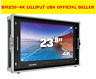 "LILLIPUT 23.8"" BM230-4K Broadcast Ultra HD w/SDI,HDMI ,DVI,VGA,TALLY+ V Mount"