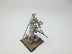 Daemons of Slaanesh LORD OF SLAANESH ON DAEMON STEED Warhammer AOS Metal G289