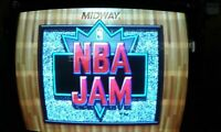 NBA Jam Arcade PCB Set - Midway Game Board - TESTED WORKING 100% with SOUND PCB