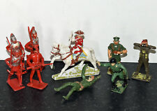 Cherilea Toy Soldiers x 9
