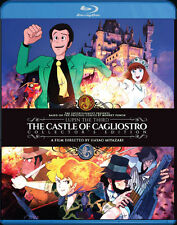 Lupin The 3rd: The Castle Of Cagliostro Blu-ray