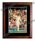 MICHAEL CLARKE AUST CRICKET HERO LARGE A3 TEST PHOTO 1
