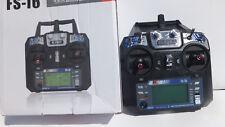 Flysky FS-i6 5 channel 2.4G radio control with 6CH new receiver
