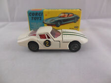 Corgi 324 Marcos 1800 GT with Volvo Engine in White Superb and all Original