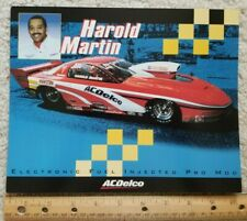 NHRA HAROLD MARTIN ELECTRONIC FUEL INJECTED PRO MOD HERO/HANDOUT CARD