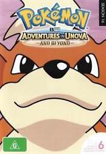Pokemon BW : Season 16 : Adventures In Unova And Beyond : NEW DVD